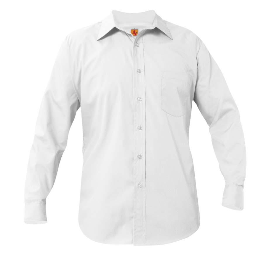 Boys' Button Down Oxford L/S Shirt