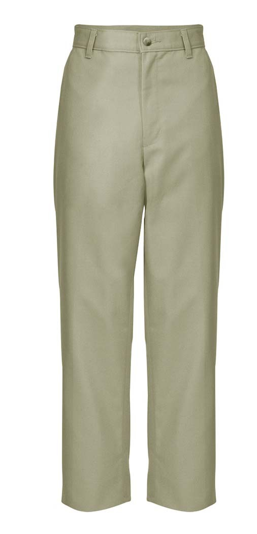 RES Prep & Men's Khaki Flat-Front Pants