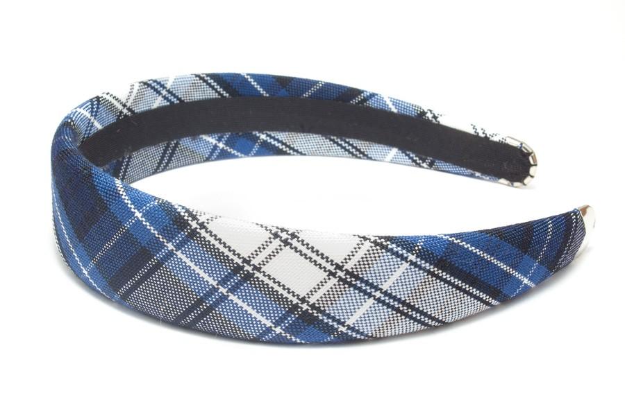 Metal Tipped Headband