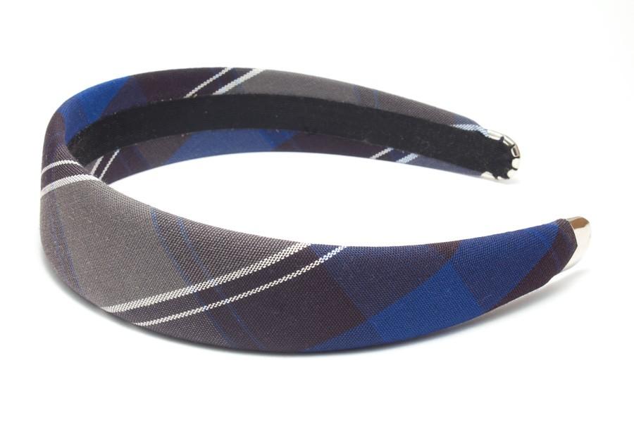 Metal Tipped Headband