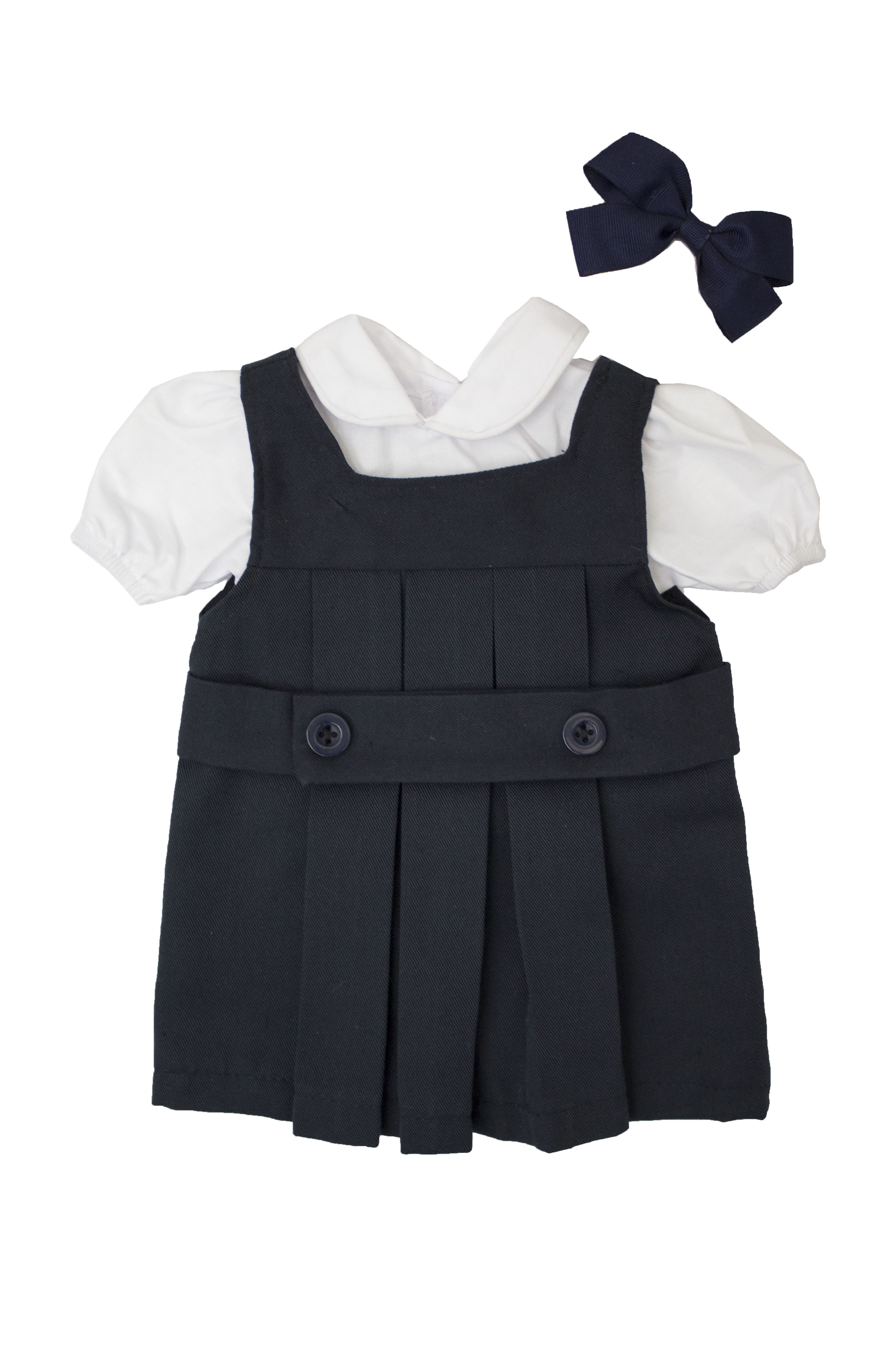 RES Navy Doll Dress