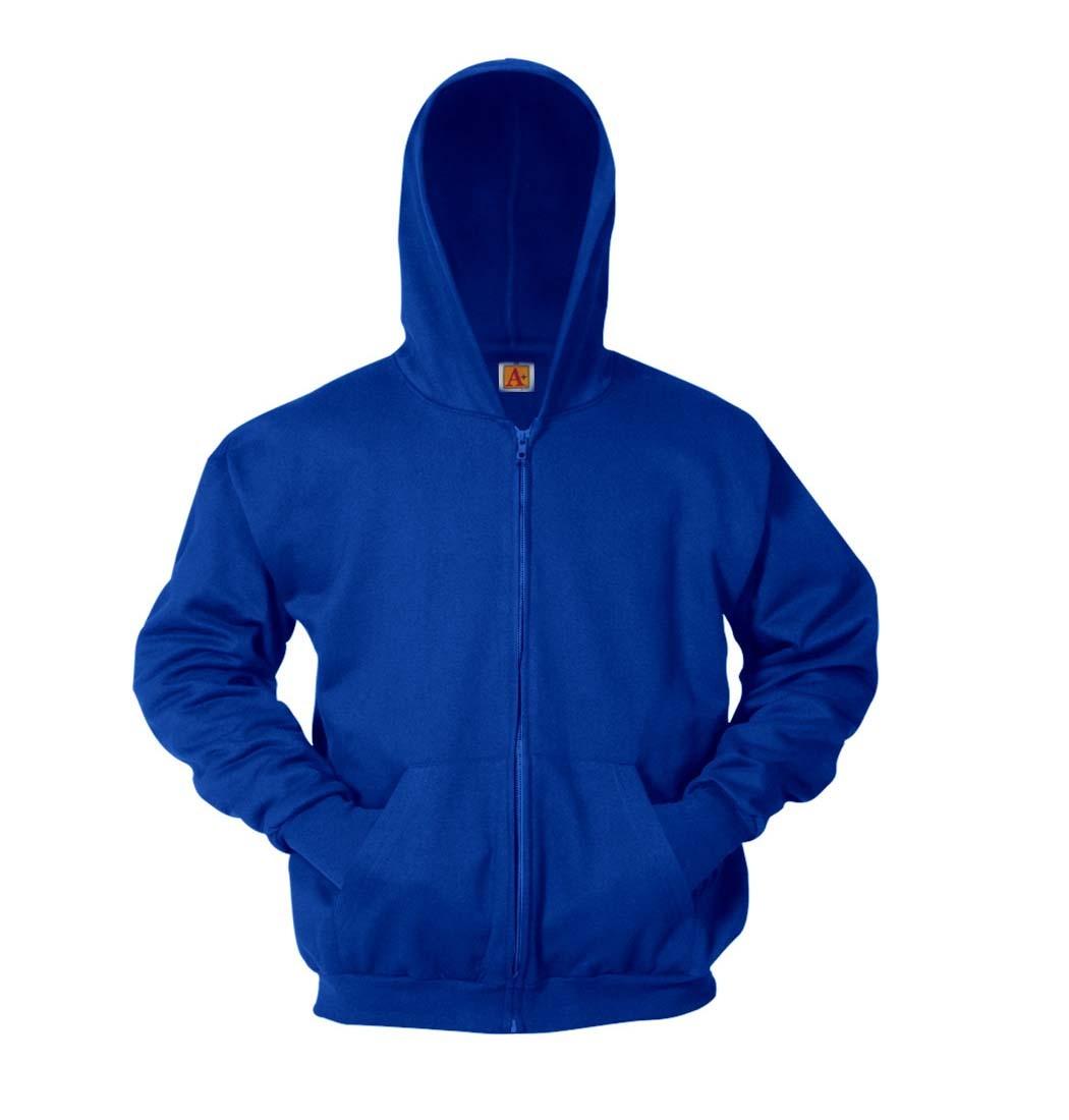 Montfort Zip Hoodie w/Logo