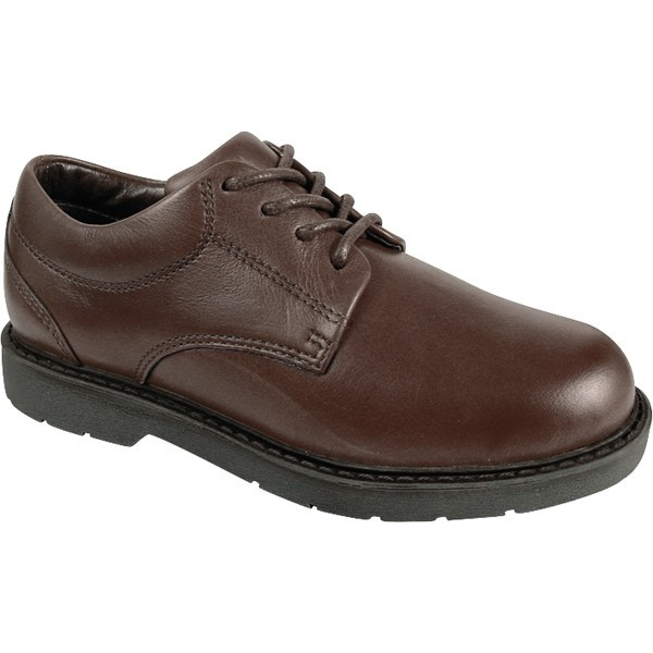 Boys' Brown Tie Shoe
