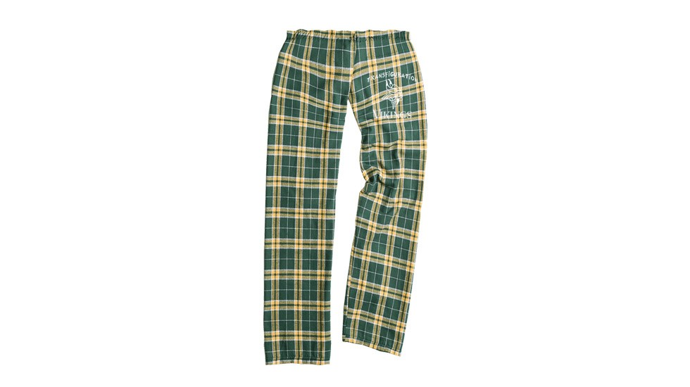 Transfiguration Spirit Wear Pajama Pants w/ Logo - Please Allow 2-3 Weeks for Delivery
