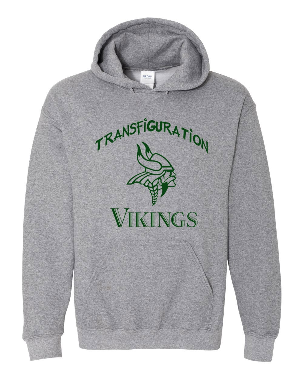 Transfiguration Spirit Wear Pullover Hoodie w/Logo - Please Allow 2-3 Weeks for Delivery