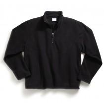 SFX SCHOOL SPIRIT STORE Half-Zip Micro Fleece w/ Logo - Please Allow 2-3 Weeks for Delivery