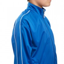 Montfort Gym Track Jacket w/ Logo
