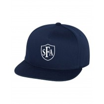 SFA Yupoong Flat Bill Cap w/Logo - Please Allow 2-3 Weeks For Delivery