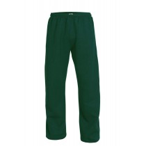 SPS Open Bottom Gym Sweat Pants w/Logo