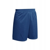 ST. ANN Navy Gym Shorts w/ Logo