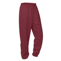 STS Open Bottom Gym Sweat Pants w/Logo