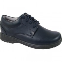 Girls' Navy Tie Shoe