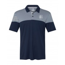 SFA Adidas Heather Block Sport Shirt w/Logo - Please Allow 2-3 Weeks For Delivery