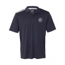 SFA Adidas Climacool Stripes Sport Shirt w/Logo - Please Allow 2-3 Weeks For Delivery