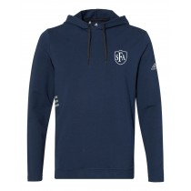 SFA Adidas Women's Quarter Zip Pullover w/Logo - Please Allow 2-3 Weeks For Delivery