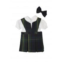 ANN Girls' Doll Dress
