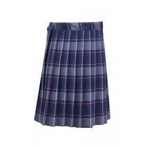 BCBL2 Girls' Plaid Skirt (Optional 5th Grade Only)