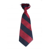Stripe School Tie - Grades 9th - 11th