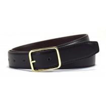 ST. ANN Boys' Reversible Black/Brown Belt (Grades K-8)