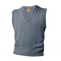 ICS Grey Vest w/ Logo