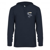 IHM Spirit Lightweight Hoodie w/ White Knight Logo - Please allow 2-3 Weeks for Delivery