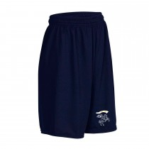 IHM Spirit Gym Shorts w/ White Knight Logo - Please Allow 2-3 Weeks for Delivery