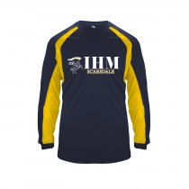 IHM Hook L/S Spirit T-Shirt w/ White Knight Logo - Please Allow 2-3 Weeks for Delivery