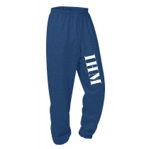 IHM Spirit Sweat Pants w/ White IHM Logo - Please Allow 2-3 Weeks for Delivery