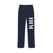 IHM Spirit Performance Open Bottom Pants w/ White IHM Logo - Please Allow 2-3 Weeks for Delivery