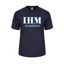 IHM Spirit S/S Performance T-Shirt w/ IHM Scarsdale Logo - Please Allow 2-3 Weeks for Delivery