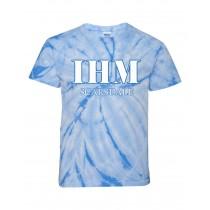 IHM Spirit S/S Tie Dye T-Shirt w/ IHM Scarsdale Logo - Please Allow 2-3 Weeks for Delivery