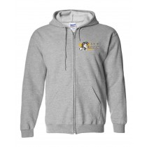 IHM Spirit Zipper Hoodie w/ Crusader Logo - Please allow 2-3 Weeks for Delivery