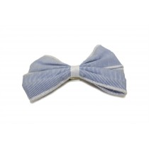 SHS-HARTSDALE Girls' Light Blue Basic Bow