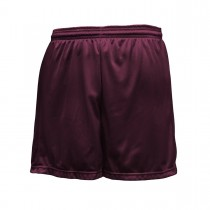 Plain Maroon Gym Shorts