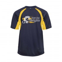 MONTFORT Hook S/S Spirit T-Shirt w/ White Knight Logo - Please Allow 2-3 Weeks for Delivery