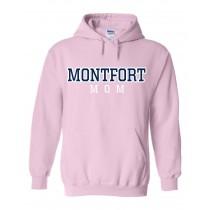 MONTFORT MOM Spirit Hoodie - Please allow 2-3 Weeks for Delivery