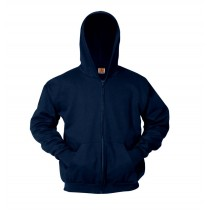SCS Zip Hoodie w/Logo - Can be worn on Gym Days Only!