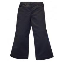 Girls' Navy Pants
