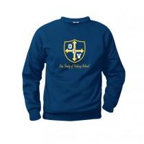 OLV Gym Sweat Shirt w/ Logo