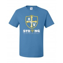 OLV S/S Spirit T-Shirt w/ Strong Logo - Please Allow 2-3 Weeks for Delivery