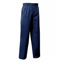 OLV Boys' Pull-On Dark Navy Dress Pants