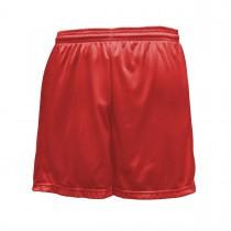 SHS-HARTSDALE Red Gym Shorts w/ Logo