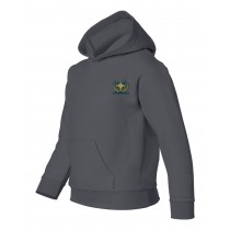 SES Slate Spirit Pullover Hoodie w/Logo - Please Allow 2-3 Weeks for Delivery