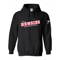SFA Newsies Pullover Hoodie w/Logo - Please Allow 2-3 Weeks For Delivery