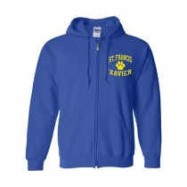 SFX Spirit Zipper Hoodie w/ Logo - Please Allow 2-3 Weeks for Delivery