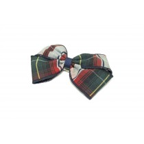 SHS-HARTSDALE Girls' Basic Plaid Bow