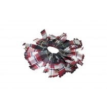 SHS-HARTSDALE Girls' Pom Pom Scrunchie