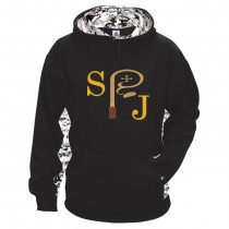 "SPJ ""Minecraft"" Hoodie w/ Logo  - Please Allow 2-3 Weeks for Delivery"
