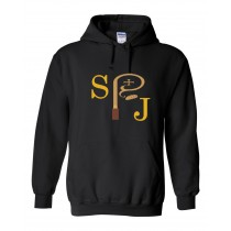 SPJ Spirit Pullover Hoodie w/ Logo - Please Allow 2-3 Weeks for Delivery