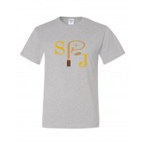 SPJ S/S Spirit T-Shirt w/logo - Please Allow 2-3 Weeks for Delivery